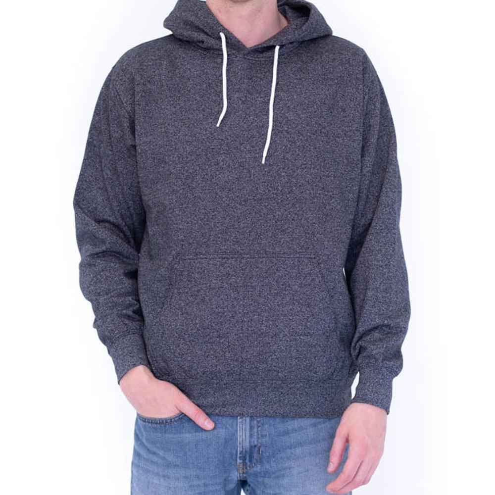 TL Men's 3-21A20 Pullover Hoodie Men's Pullover Hoodie SRK Charcoal S