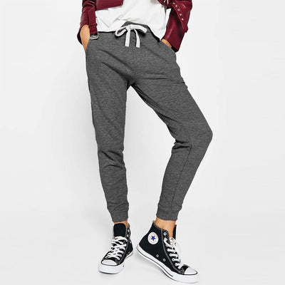 BRHK Bsk Girl Toride Terry Jogger Pants Women's Trousers Fiza Charcoal XS