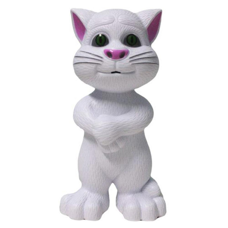 Intelligent Touching Tom Cat Toy with Wonderful Voice - ExportLeftovers.com