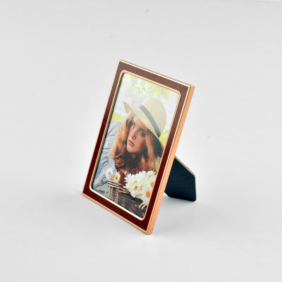 Black N Gold Medium Size Photo Frame Home Decor CPUQ D12