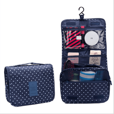 Toiletry Multi function Portable Hanging Organizer Bag Health & Beauty Sunshine China D17