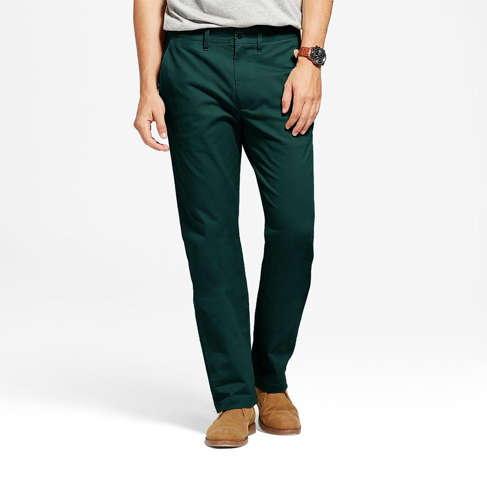 TES Moriya Slim Stretch Chino Pants Men's Chino NMA Dark Zink 29 32