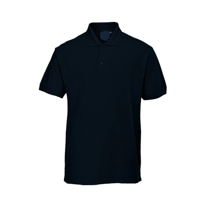 PRT Vonboni Short Sleeve Polo Shirt Men's Polo Shirt Image Navy S