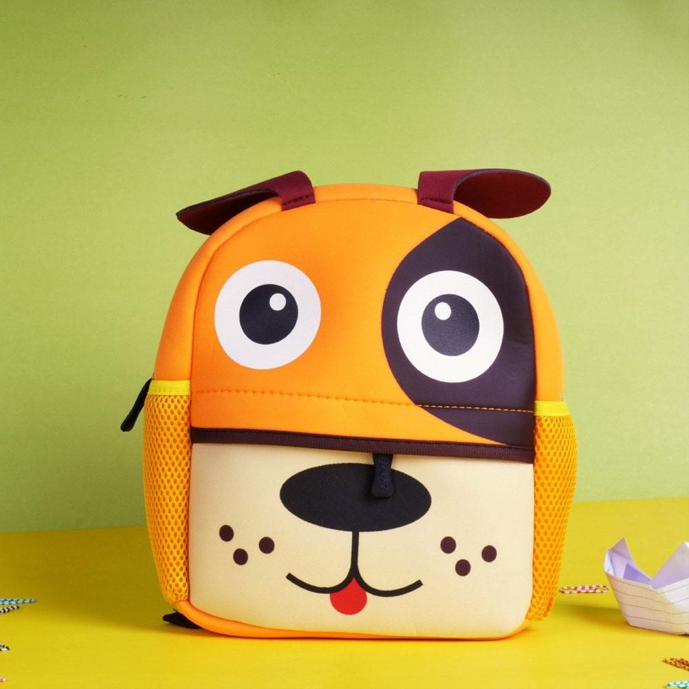 Kid's Animal Design Sturdy School Bag School Bag Sunshine China Puppy