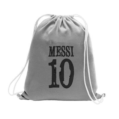 Polo Republica Messi Lovers Drawstring Bag Drawstring Bag Polo Republica Graphite Black