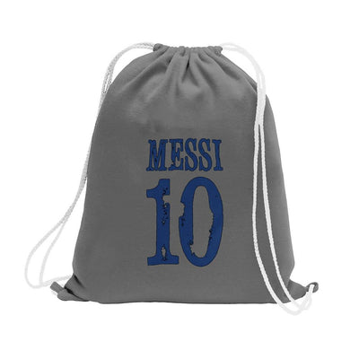 Polo Republica Messi Lovers Drawstring Bag Drawstring Bag Polo Republica Graphite Blue