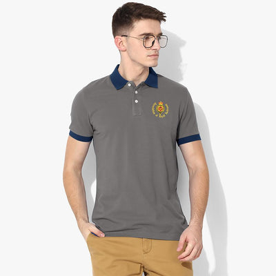Polo Republica Royal Yachtsmen Polo Shirt Men's Polo Shirt Polo Republica Graphite Navy S