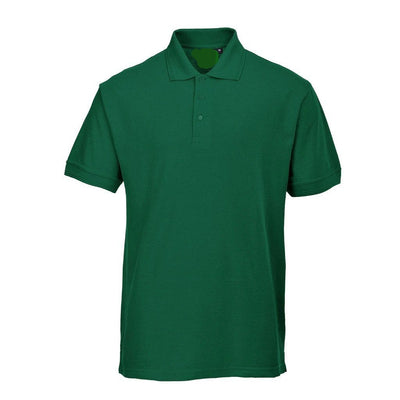 PRT Vonboni Short Sleeve Polo Shirt Men's Polo Shirt Image Bottle Green S