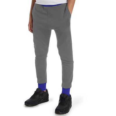 Polo Republica Kids Rafinta Classic winter Sweat Pants Boy's Sweat Pants Polo Republica Graphite Royal 2 Years