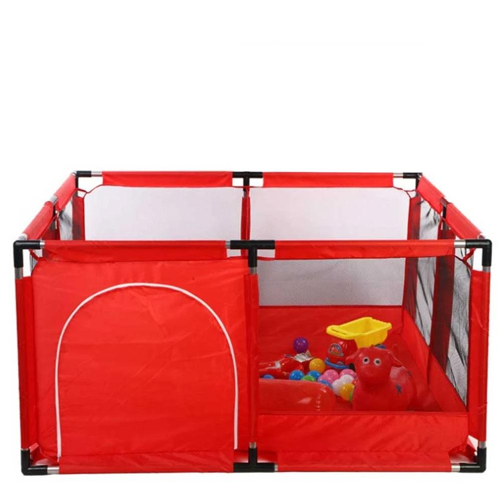 Baby / Toddler Playpen with Safety Barrier