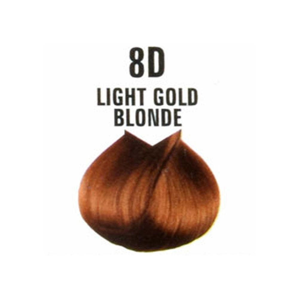 Golden Girl Soft Touch No Mor Grey Hair Color Consumer Pack Health & Beauty Golden Girls Cosmetic Light Gold Blonde
