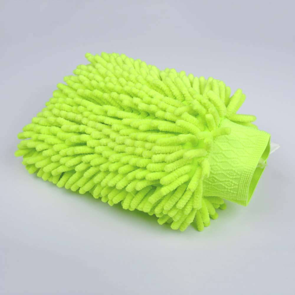 Chenille Cleaning Scrub Car Rag Glove General Accessories Sunshine China Light Parrot