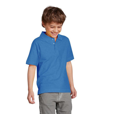 Totga Short Sleeve Polo Shirt Boy's Polo Shirt Totga