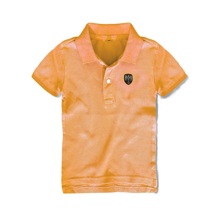 GAP Owly Short Sleeve Polo - ExportLeftovers.com