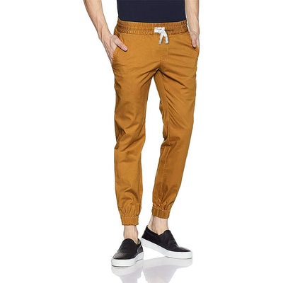 MGO Savannah Denim Jogger Pants Men's Cargo Pants First Choice Mustard 28 30