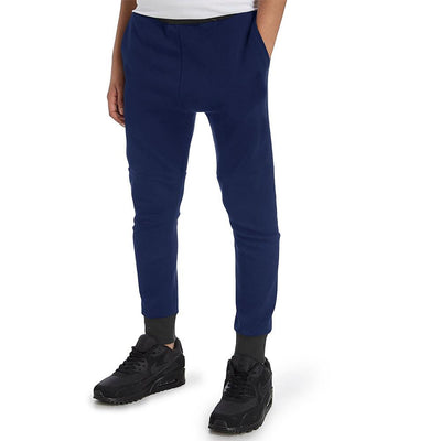 Polo Republica Kids Dosber Classic Sweat Pants Boy's Sweat Pants Polo Republica Navy Black 11-12 Years
