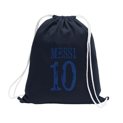 Polo Republica Messi Lovers Drawstring Bag Drawstring Bag Polo Republica Navy Blue
