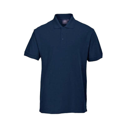 PTW Trend Short Sleeve B Quality Polo Shirt B Quality Image Navy S