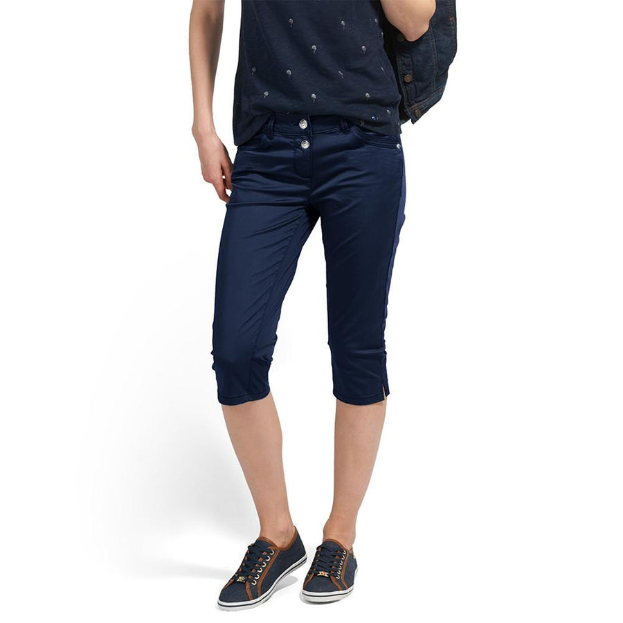 Tom Tailor Women Carrie Slim Fit Capri