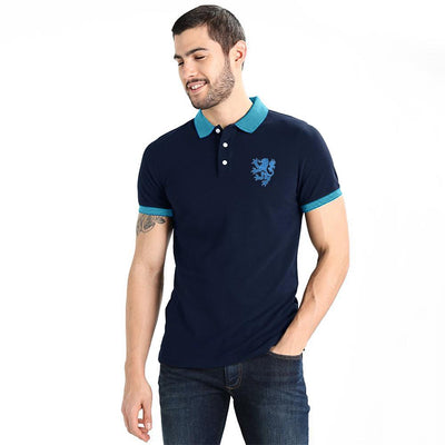 Polo Republica Leo Polo Shirt Men's Polo Shirt Polo Republica Navy Sky S