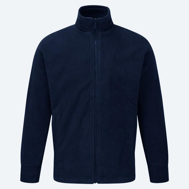 WR MTR Classic Long Sleeve Polar Fleece Jacket Men's Jacket WR MTR Navy L