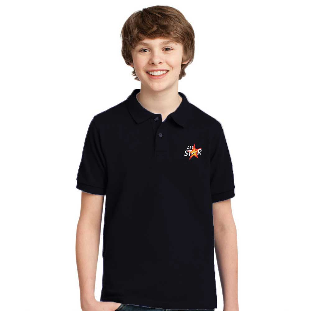 Polo Republica Boy's Burgh Polo Shirt Boy's Polo Shirt Image Navy 0