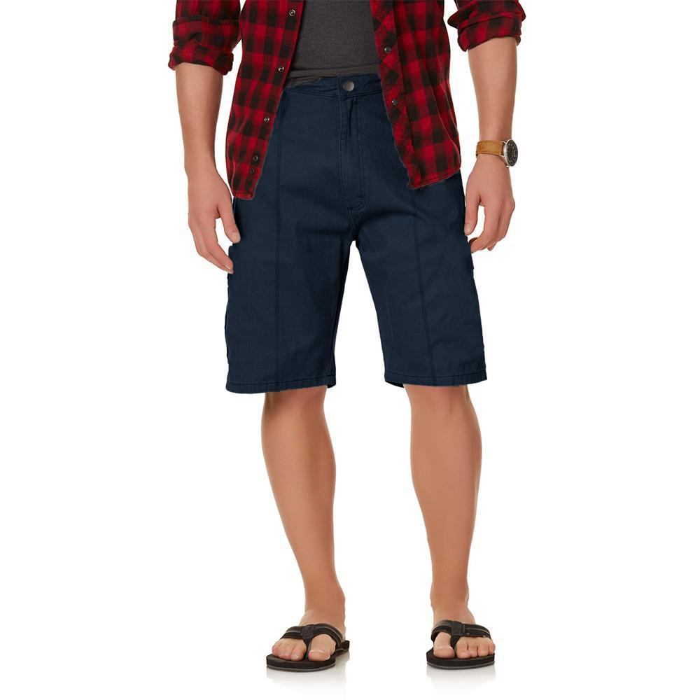Tuffstich Men's Colorado Cargo Shorts Men's Shorts Image Navy 28 23