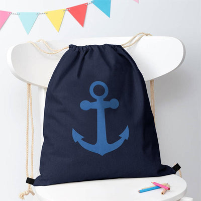 Polo Republica Ship Langar Drawstring Bag Drawstring Bag Polo Republica Navy