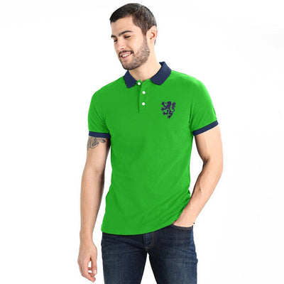 Polo Republica Reutov Polo Shirt Men's Polo Shirt Polo Republica Parrot Navy S