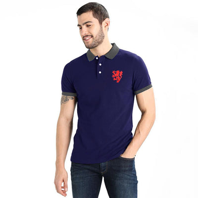 Polo Republica Leo Polo Shirt Men's Polo Shirt Polo Republica Navy Charcoal S