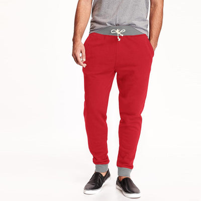 Polo Republica Bremen Men's Sweat Pants Men's Sweat Pants Polo Republica Red Ash S