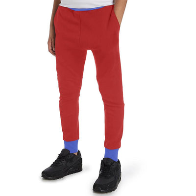 Polo Republica Kids Dosber Classic Sweat Pants Boy's Sweat Pants Polo Republica Red Blue 2 Years