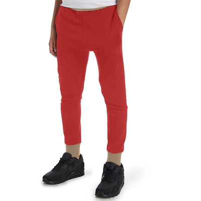 Polo Republica Kids Dosber Classic Sweat Pants Boy's Sweat Pants Polo Republica Red Brown 13 Years