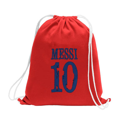 Polo Republica Messi Lovers Drawstring Bag Drawstring Bag Polo Republica Red Navy