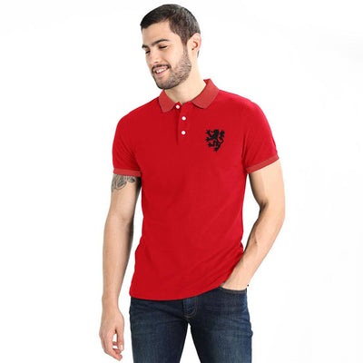 Polo Republica Reutov Polo Shirt Men's Polo Shirt Polo Republica Red Red S