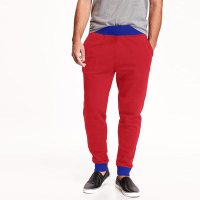 Polo Republica Men's Kophinou Sweat Pants Men's Sweat Pants Polo Republica Red Royal S