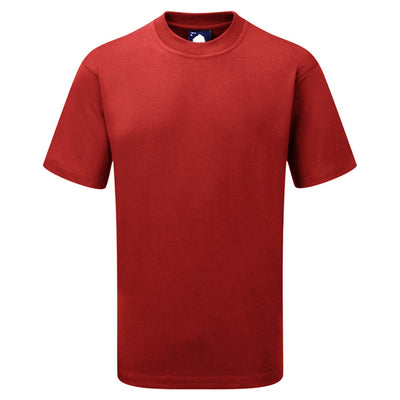Jackson Short Sleeve B Quality Tee Shirt B Quality Image Red L