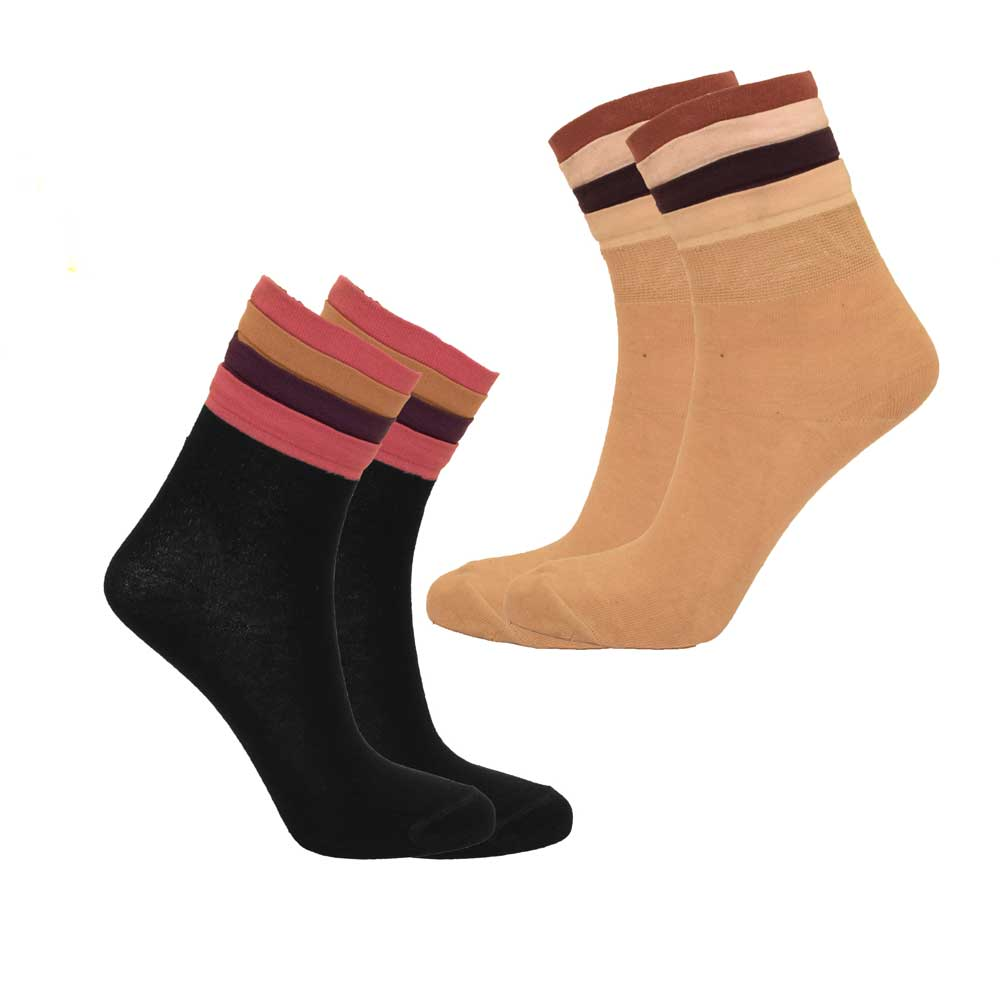 RKI Women's Picos Socks Pair Pack of 2 Women's Accessories RKI