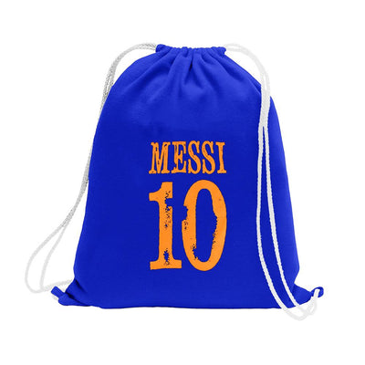 Polo Republica Messi Lovers Drawstring Bag Drawstring Bag Polo Republica Royal Orange