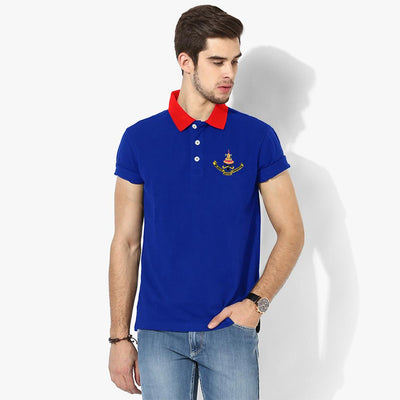 Polo Republica Selangor Polo Shirt Men's Polo Shirt Polo Republica Royal Red S