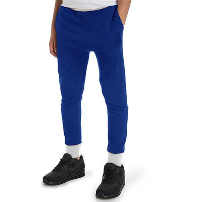 Polo Republica Kids Hoobsita Classic Sweat Pants Boy's Sweat Pants Polo Republica Royal White 2 Years