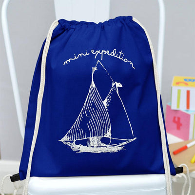 Polo Republica Mini Expedition Drawstring Bag Drawstring Bag Polo Republica Royal