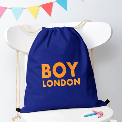 Polo Republica London Boy Drawstring Bag Drawstring Bag Polo Republica Royal Yellow