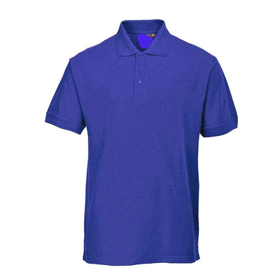 PRT Vonboni Short Sleeve Polo Shirt Men's Polo Shirt Image Royal S