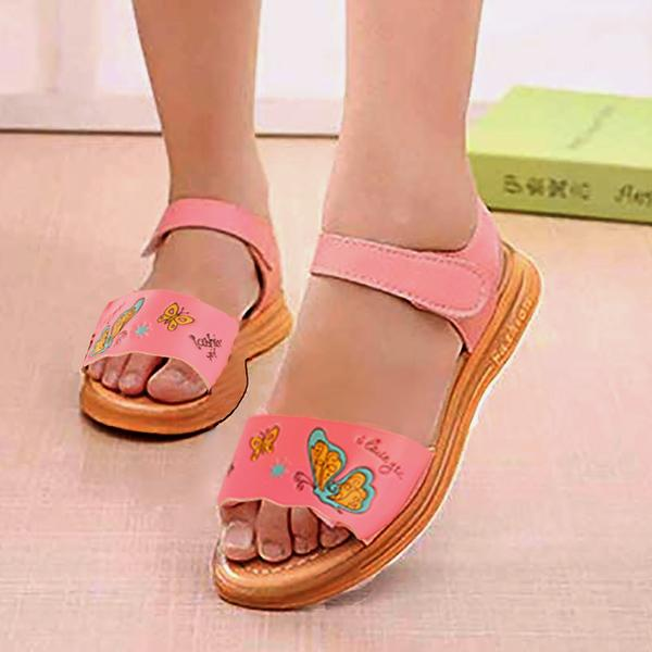Shishang Trendy Girls Sandal Girl's Shoes Sunshine China