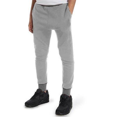 Polo Republica Tagawa Kids Sweat Pants Boy's Sweat Pants Polo Republica Silver Marl Heather Grey 2 Years
