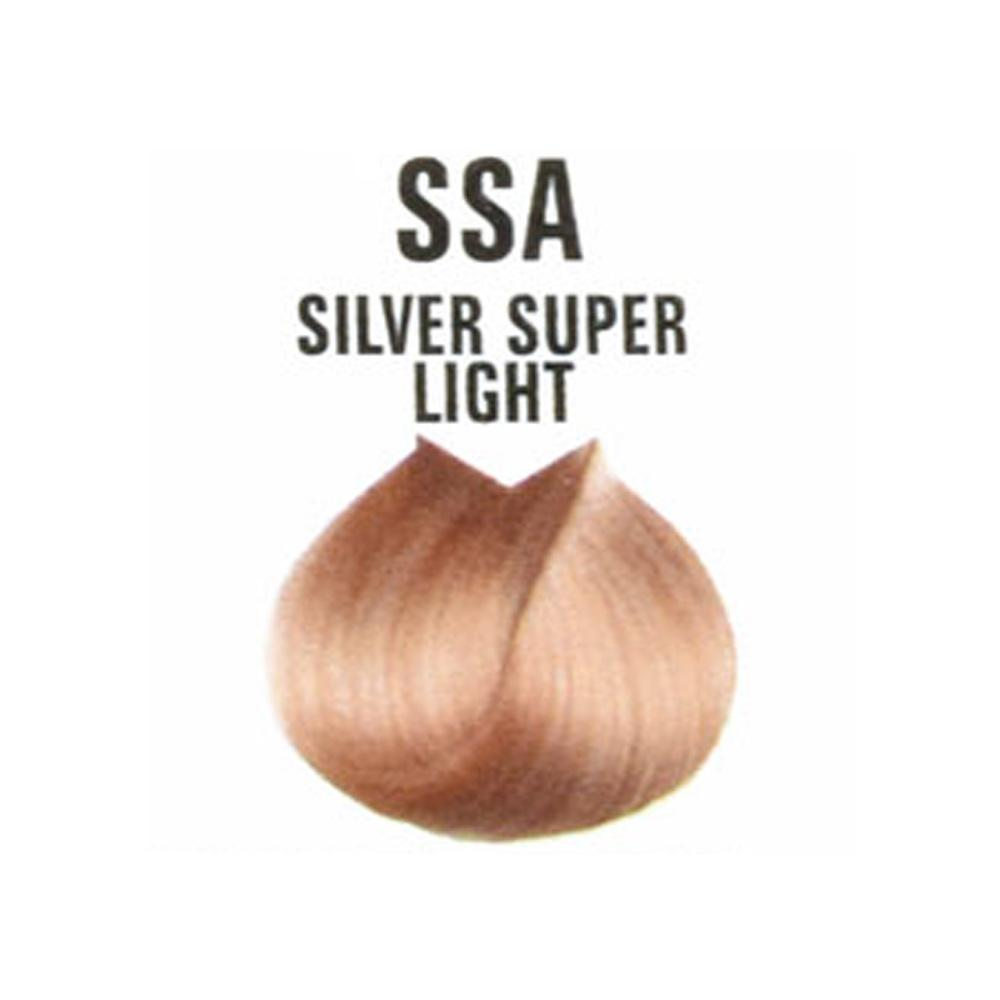 Golden Girl Soft Touch No Mor Grey Hair Color (Professional Pack) With ACP Complex Health & Beauty Golden Girls Cosmetic Silver Super Light