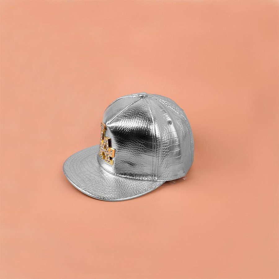 Al-Alimi L-A Signature High Crown P Cap