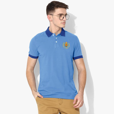 Polo Republica Royal Yachtsmen Polo Shirt Men's Polo Shirt Polo Republica Sky Blue Blue S