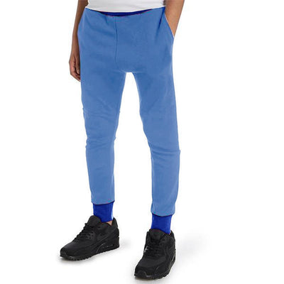 Polo Republica Kids Hoobsita Classic Sweat Pants Boy's Sweat Pants Polo Republica Sky Royal 6 Years